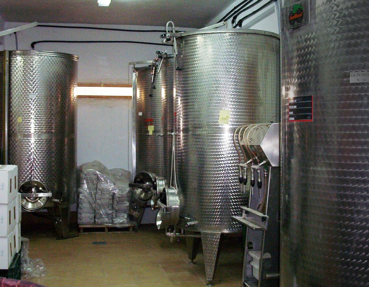 vino e cológico